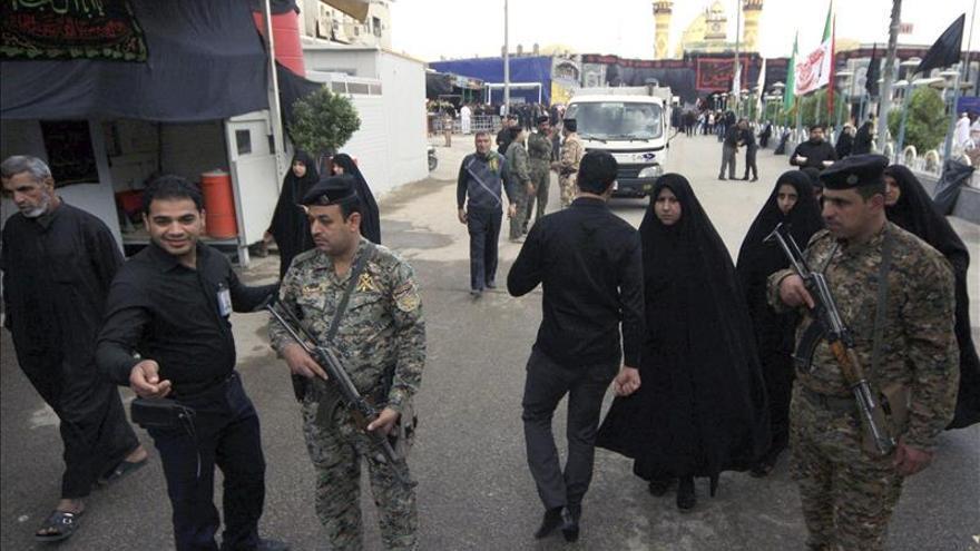 Liberados 200 yazidíes secuestrados por los yihadistas en el norte de Irak