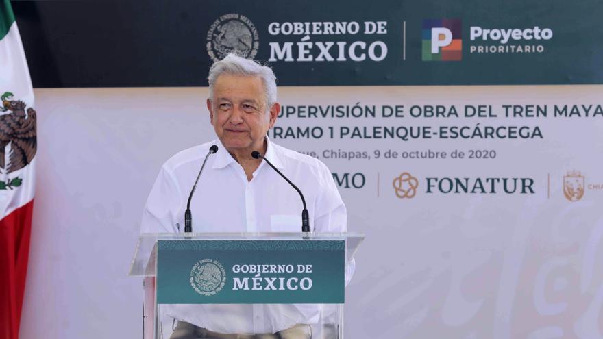 México promete proteger 1.773 sitios arqueológicos en el área del Tren Maya
