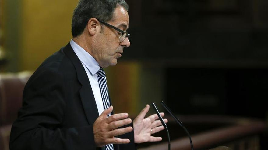 "Macias (CDC) admite ""crisis"" en CiU pero confía en que será ""reconducible"""