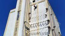 El mayor circuito de escalada urbana se instalará en un silo abandonado en Cuenca
