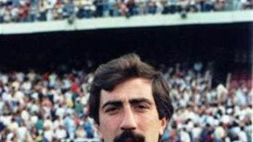 Juan Carlos Arteche.