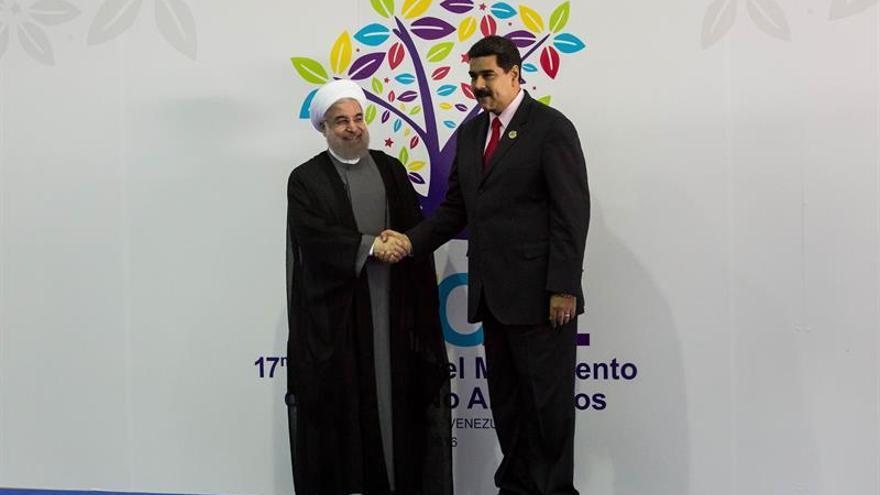 """Irán apoya """"el proceso democrático"""" de Venezuela y critica la injerencia extranjera"""