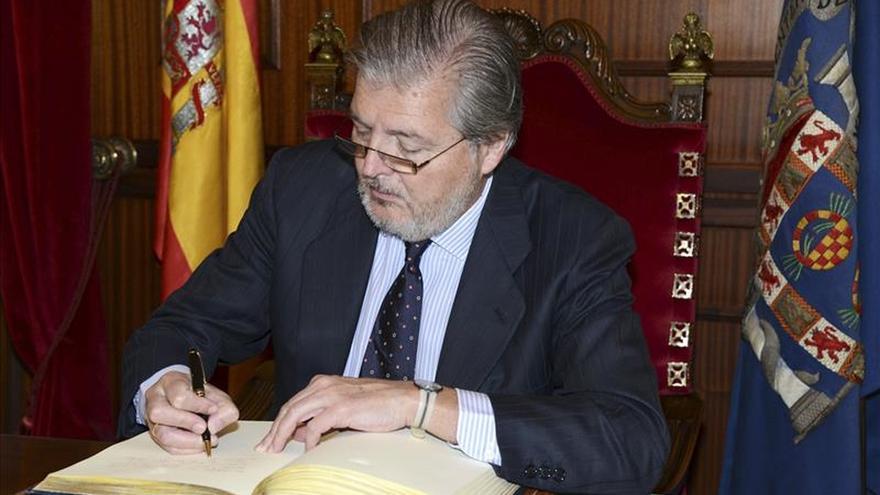 Primera reunión entre Méndez de Vigo y los rectores