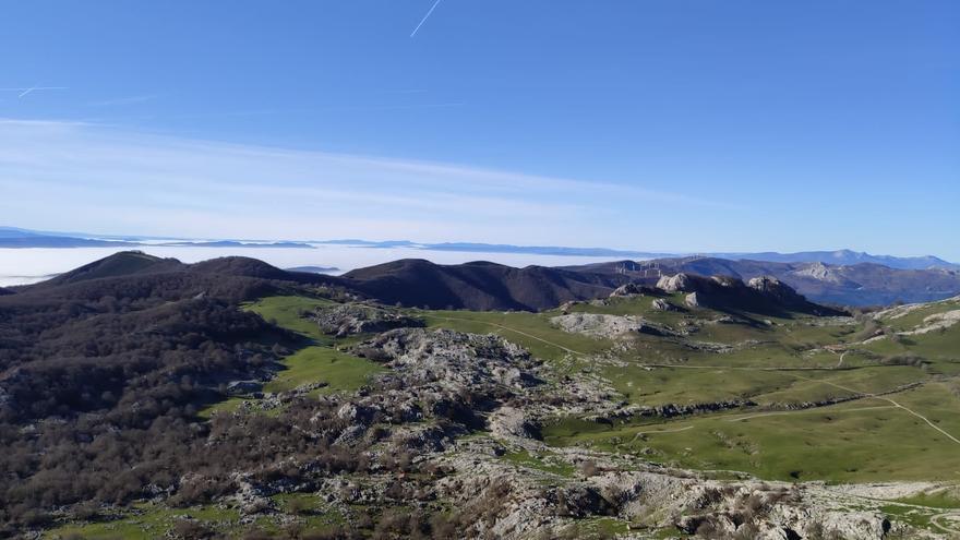 Archivo - Monte Aizkorri (Gipuzkoa)