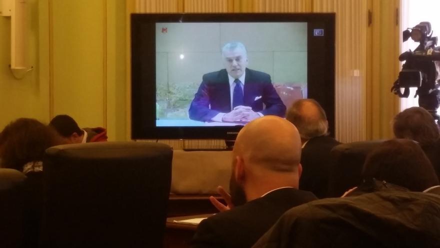 MÉS solicita que se envíe una copia del vídeo de la comparecencia de Bárcenas en el Parlament a Fiscalía Anticorrupción
