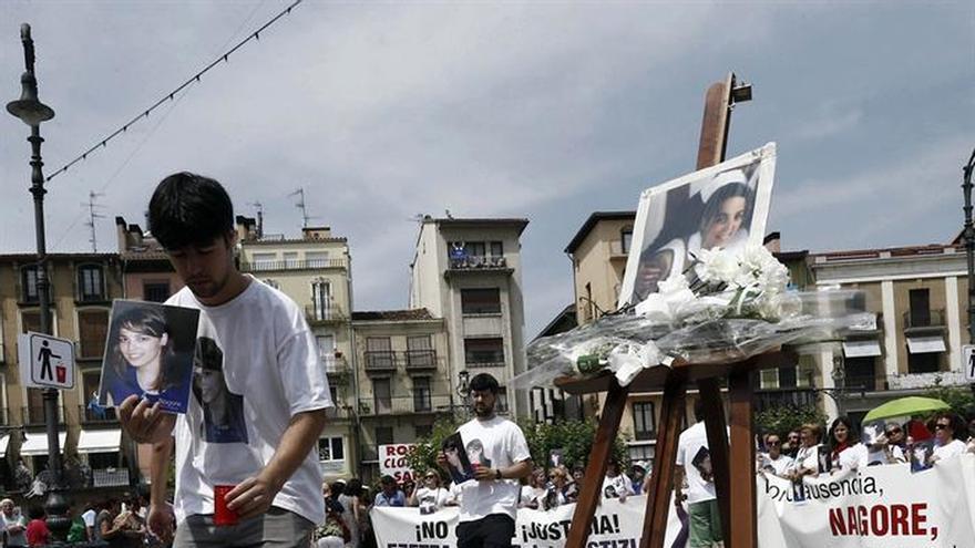 Deniegan la semilibertad al autor del crimen de Nagore Laffage