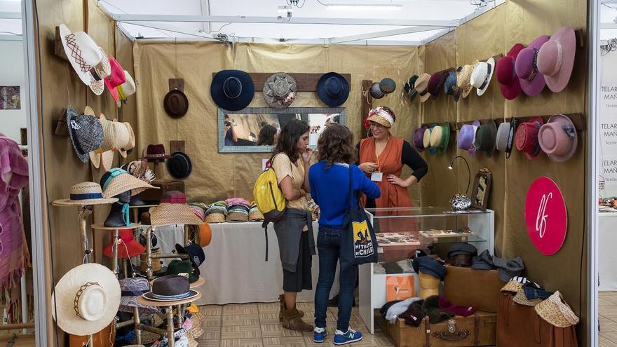 Feria de Artesanía de Gran Canaria, en su edición de 2016.