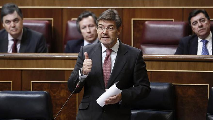 Catalá impulsará medidas de protección para quienes denuncian a los corruptos