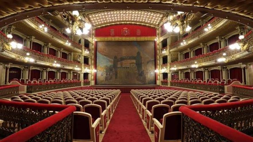Teatro Romea de Murcia / Imagen: Teatro Romea
