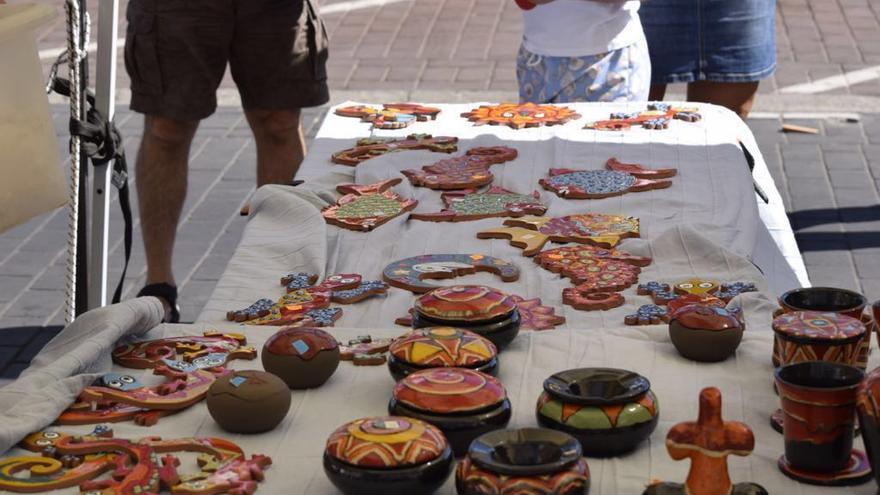 Mercado de Artesanía de Agaete