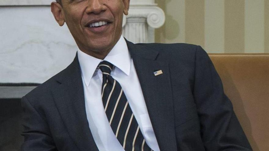 Obama firma una ley para prevenir los suicidios entre los veteranos de guerra