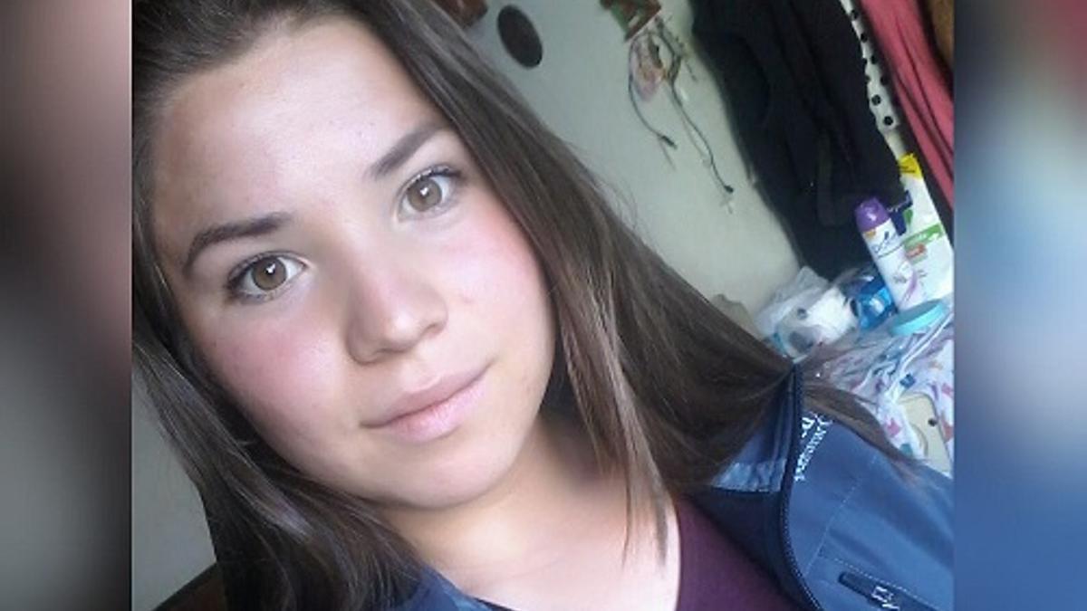 Guadalupe Curuel, asesinada por Quintriqueo, tenía 21 años y una beba.