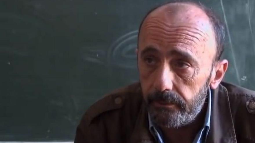 José Palazón en una entrevista realizada en 2008/ Juan Luis Sánchez