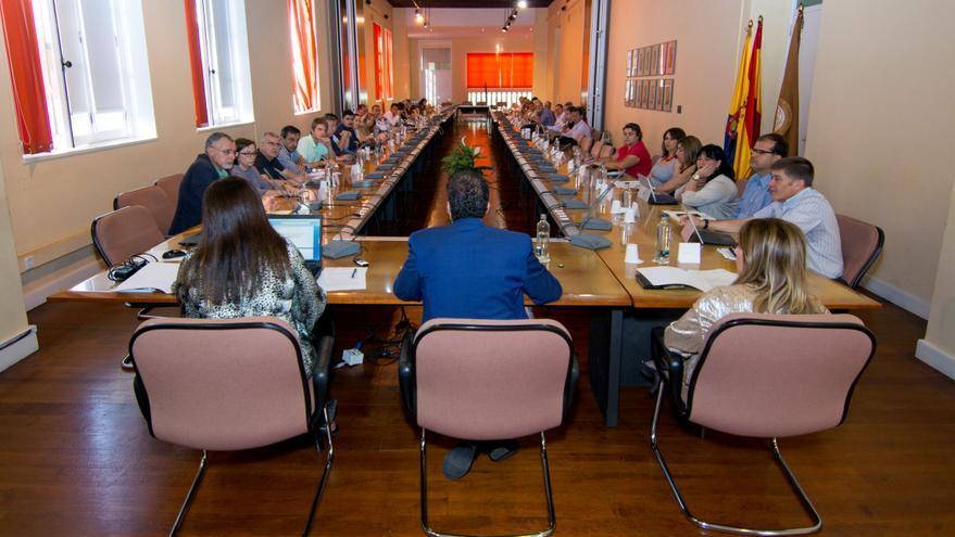 Consejo de Gobierno de la Universidad de Las Palmas de Gran Canaria