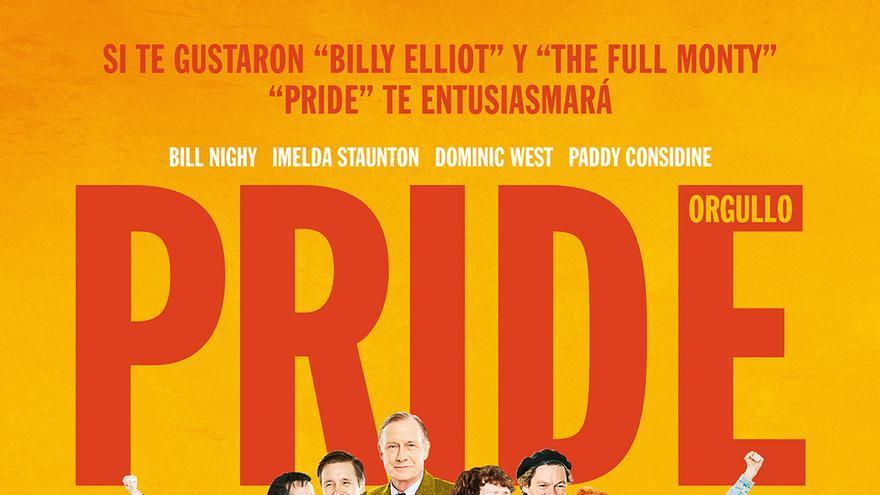 """Cartel de la película """"Pride"""""""