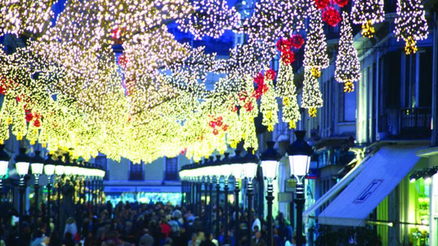 Calle Larios.