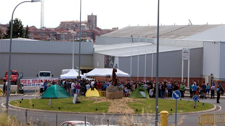 Desconvocada la huelga de Nissan en Ávila tras alcanzar un acuerdo
