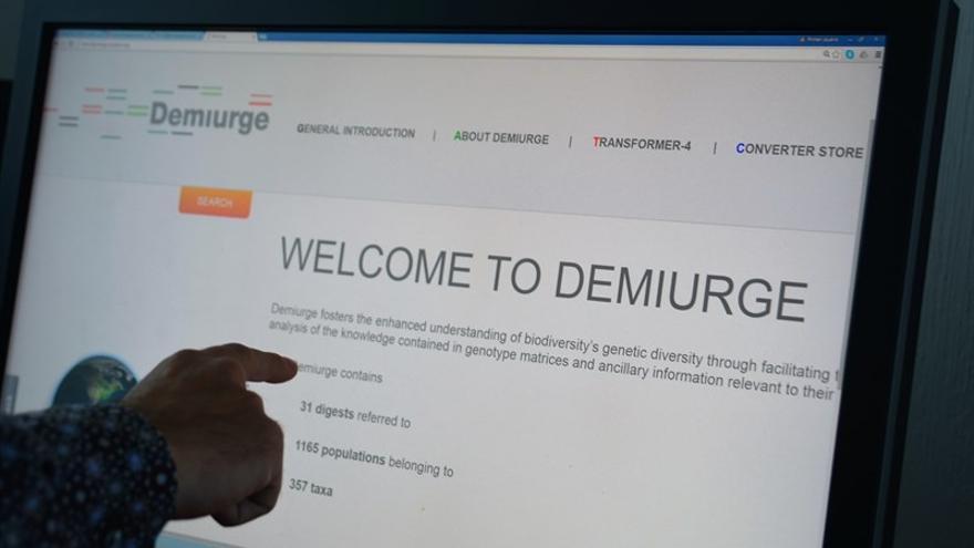 Sistema 'Demiurge'.