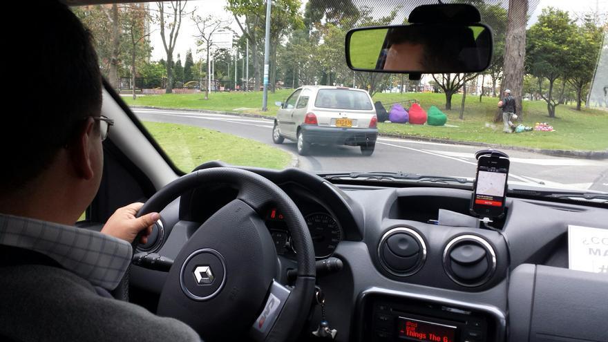 Uber se presenta como una plataforma neutral pero moldea el comportamiento de sus conductores