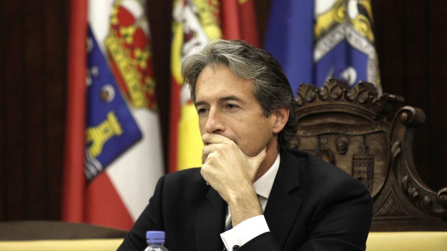 Íñigo de la Serna, alcalde de Santander.   Román García