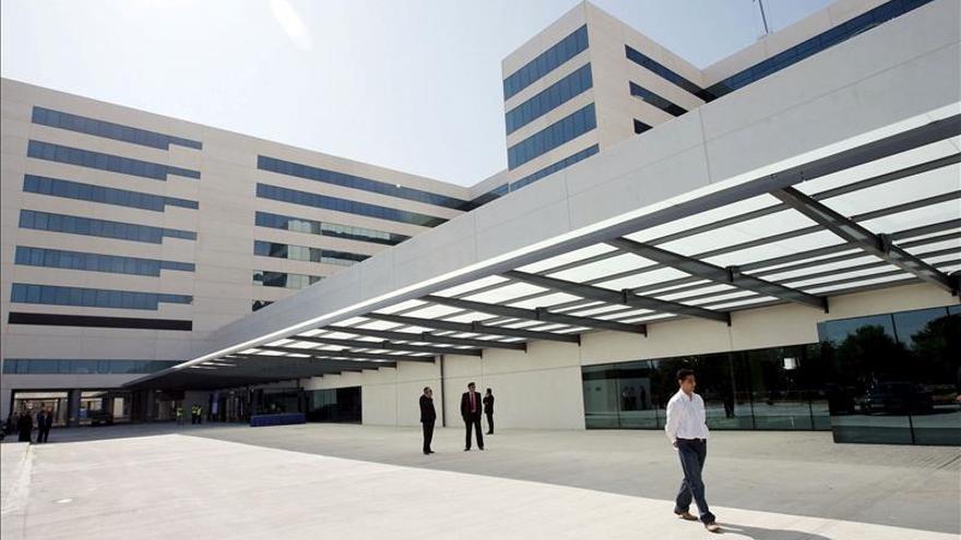 El nuevo hospital la Fe de Valencia