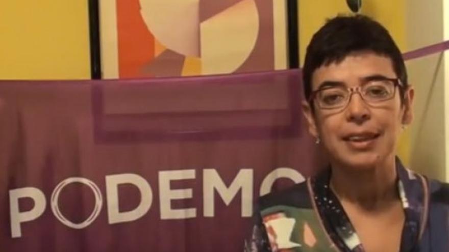 María José Aguilar / Podemos Albacete
