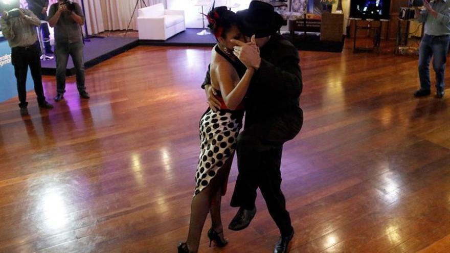 """Argentina celebra el Día del Tango con un """"seleccionado federal"""" de bailarines"""