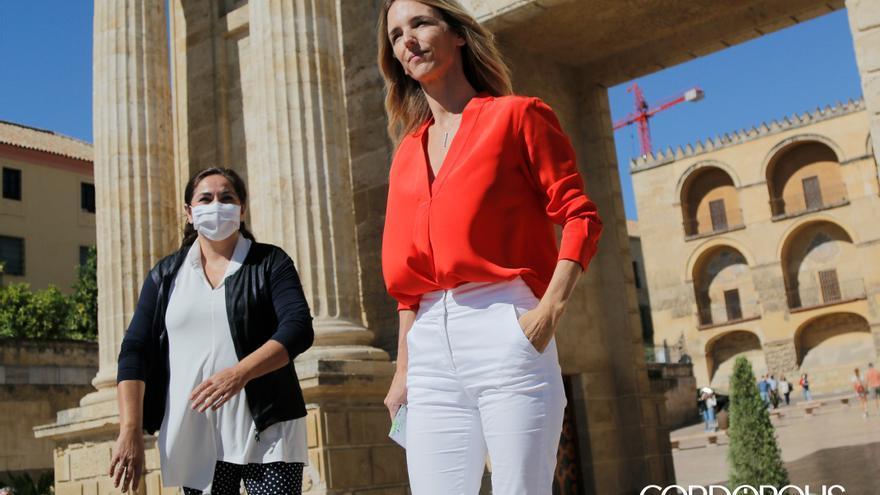 La diputada del PP, Cayetana Álvarez de Toledo |JUAN HUERTAS