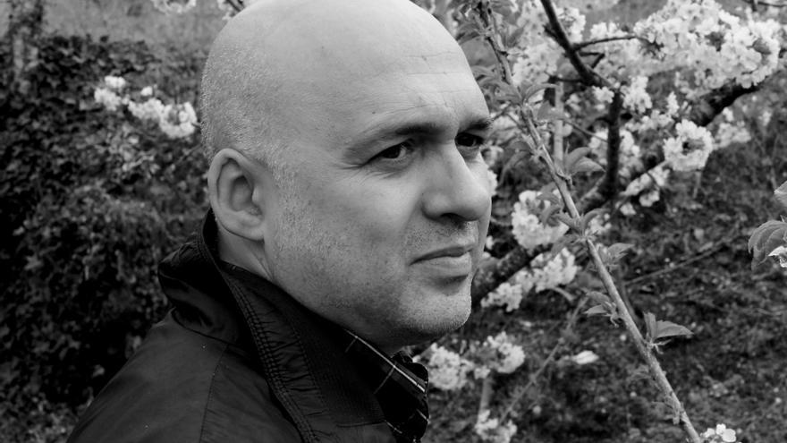 El escritor palmero Nicolás Melini.