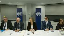 El PP fija la primera quincena de enero para presentar enmiendas a las ponencias de su congreso nacional