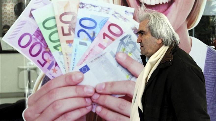 El PIB avanza un 0,3 % en la eurozona y un 0,4 por ciento en la UE en el cuarto trimestre