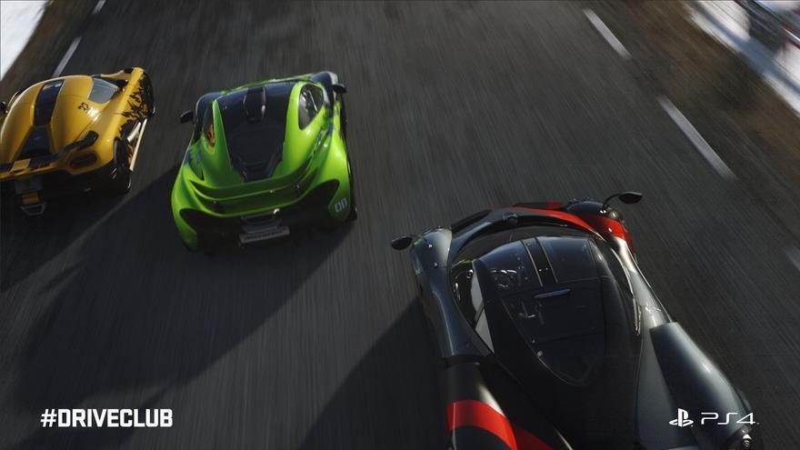 DRIVECLUB Gamescom 2014