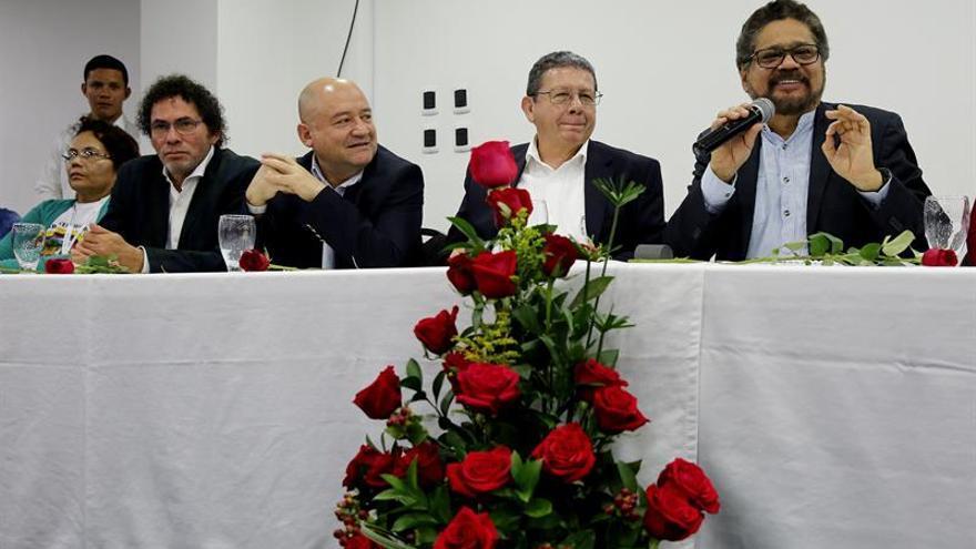 Las FARC se presentan como partido apelando a toda la sociedad colombiana