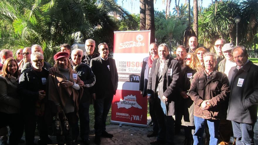 """Las plataformas críticas en el PSOE insistirán en pedir """"congreso ya"""" un día antes del Comité Federal"""