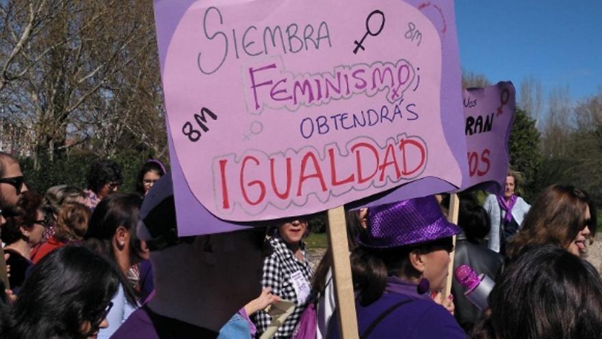 Han salido a las calles para reclamar igualdad