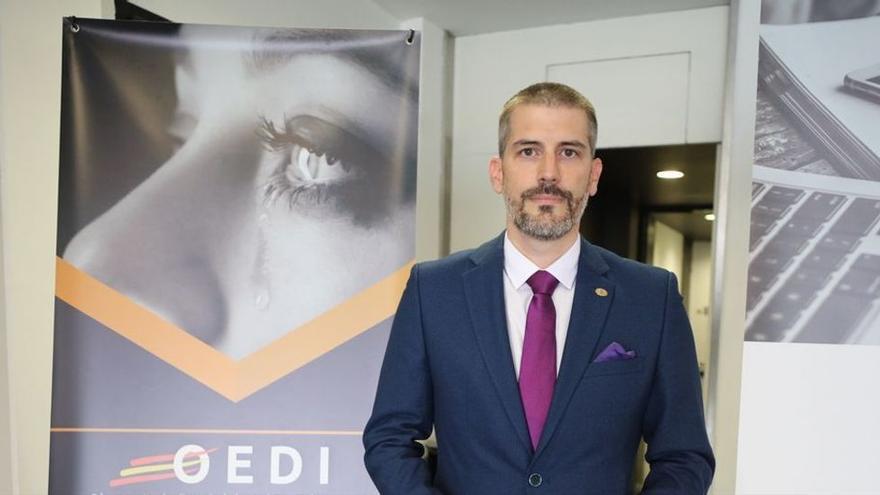 Salvador Samper es forense informático y presidente del Observatorio Español de Delitos Informáticos: