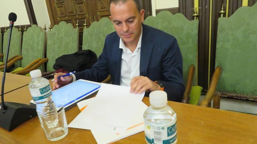 Francisco Requejo, nuevo presidente de la Diputación de Zamora.