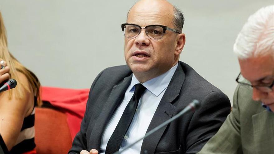 El consejero de Presidencia, Justicia e Igualdad del Gobierno de Canarias, José Miguel Barragán, comparece para hablar de los Presupuestos.