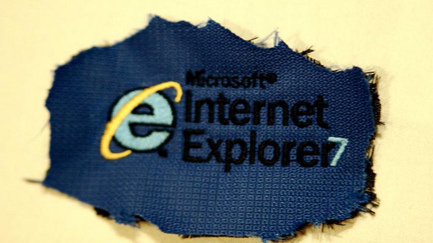 IE 7. Foto: Kris Krüg / Flickr