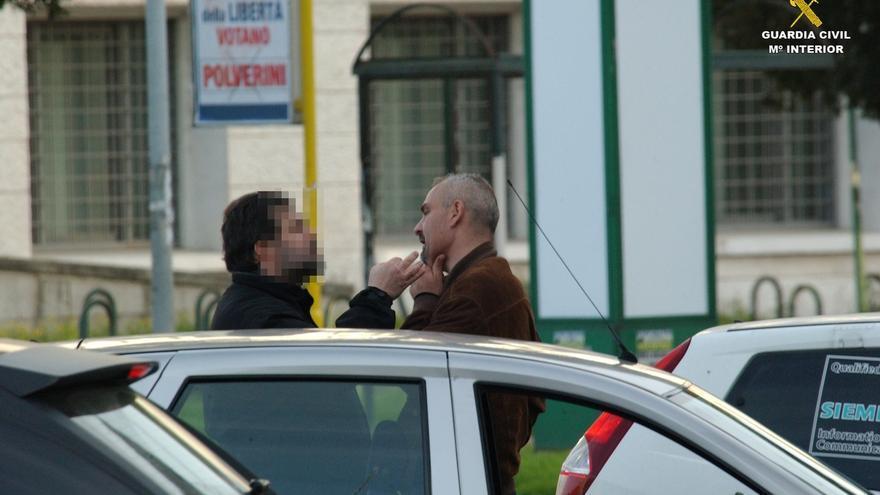 Detenido en Sant Cugat (Barcelona) un miembro del Clan Pagnozzi, relacionado con varios grupos mafiosos italianos