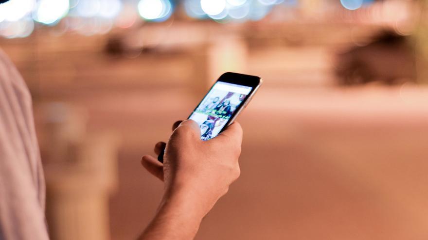 ¿Ves series a través del móvil?