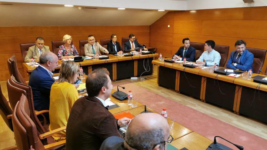 Comisión parlamentaria de Educación.   Cs Cantabria