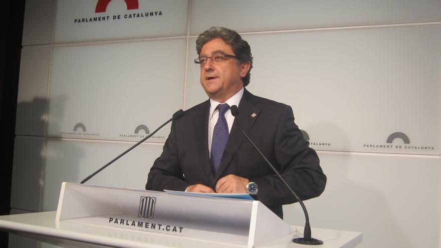 """Millo (PP) cree que Mas """"no hará nada ilegal"""" y el 9N se convertirá en una manifestación"""