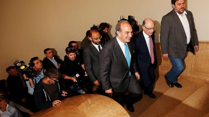 La Generalitat incluirá en sus presupuestos impuestos suspendidos por el Constitucional