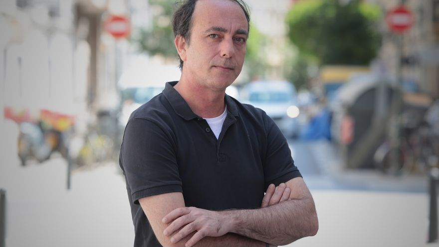 Francisco Martorell Campos, filósofo y autor de 'Soñar de otro modo'.