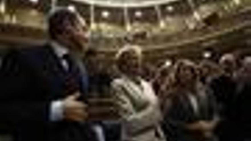 Los Presupuestos salvan su primer trámite en el Congreso con el apoyo de PNV y CC