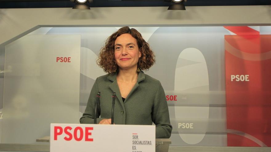 """PSC, C's y PP pedirán amparo al TC por """"hechos distintos"""", y eso """"da más fuerza"""", según Batet"""