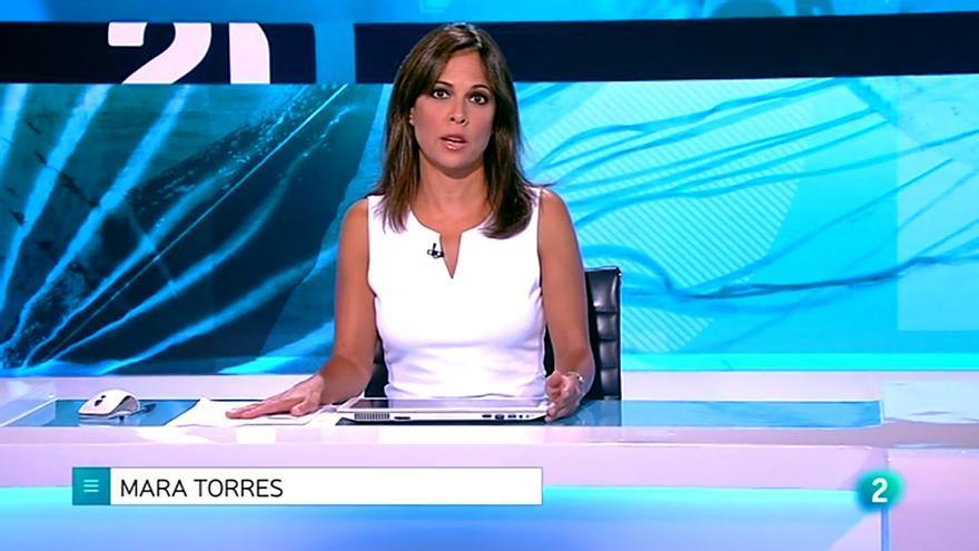 TVE fulmina por sorpresa al editor de La 2 Noticias