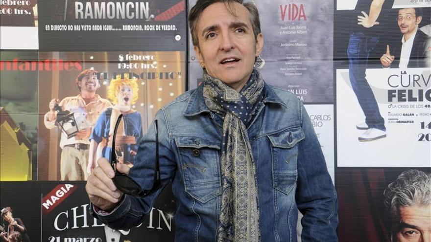 De la Mata propone juzgar al cantante Ramoncín y a otros 3 por el caso SGAE