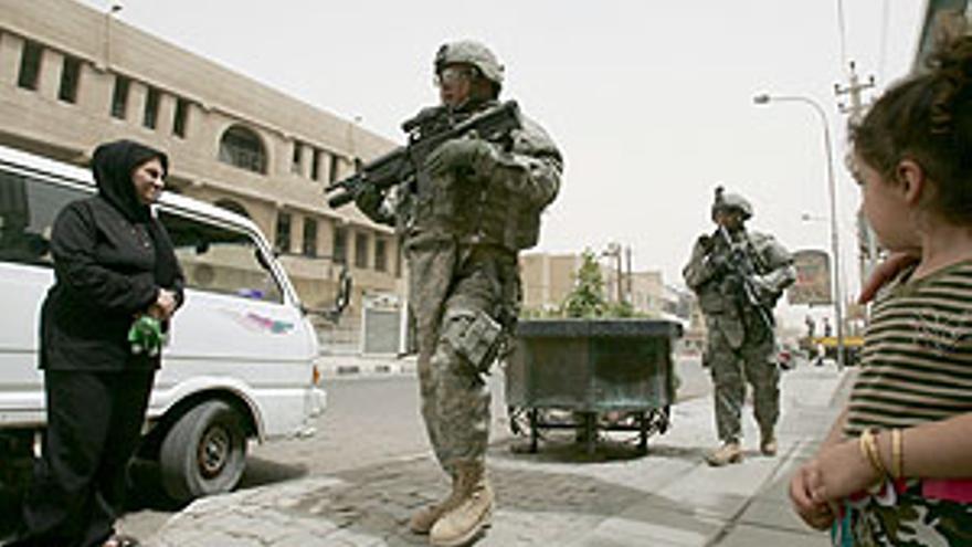 Las tropas de combate de EEUU, siete años después de la ocupación, abandonan Irak.